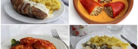 Recetas de Navidad de segundos platos